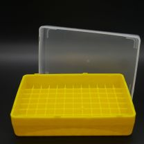 polypropylen box for 96 vials 3 ml (without vials)