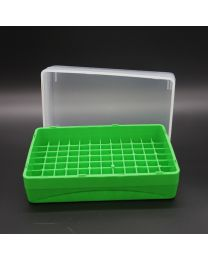 polypropylen box for 96 vials 4 ml (without vials)